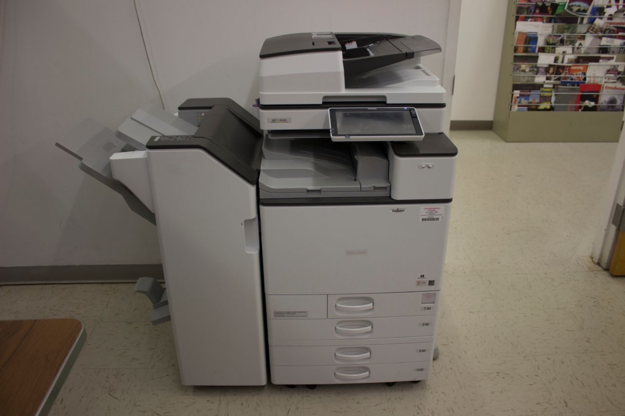All Virginia Tech departments, including student groups, are encouraged to participate in the university's Copier Management Program. Departments that participate in the program receive high quality, convenient, cost-effective multifunctional copiers. The copiers are managed by Virginia Tech's own Copier Management team, and the equipment is provided by Ricoh, USA. Ricoh is a leading provider of digital office equipment with over 40 percent of all higher education institutions in the United States.